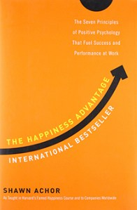 Book: The-Happiness-Advantage by Shawn Achor