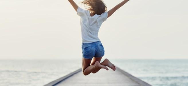 Amy Larson Coaching Boulder CO blog post:The power of positivity