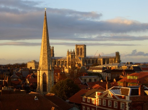 """York has been dubbed """"Europe's most haunted city."""""""