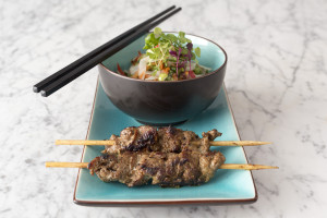Bun Thit Nuong (barbecued pork)