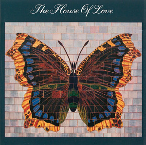House of Love album cover, which Michelle posted on my Facebook page
