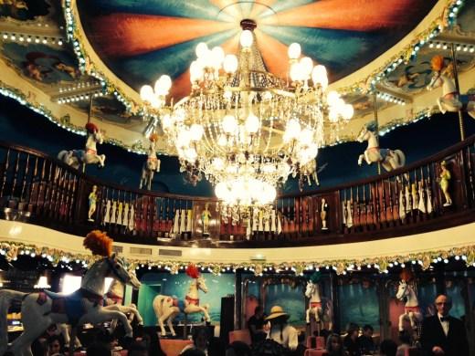 La Rotonde Brasserie at Hotel Negresco in Nice