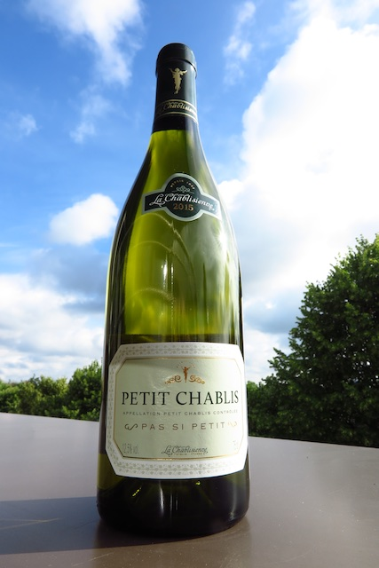 Petit Chablis Pas Si Petit Chablisienne 2015