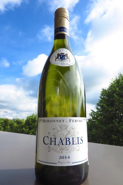 Simonnet-Febvre Chablis 2014