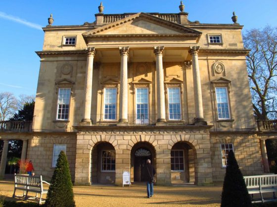 The Holburne Museum in Bath, formerly the Sydney Hotel, where Jane Austen used to dine