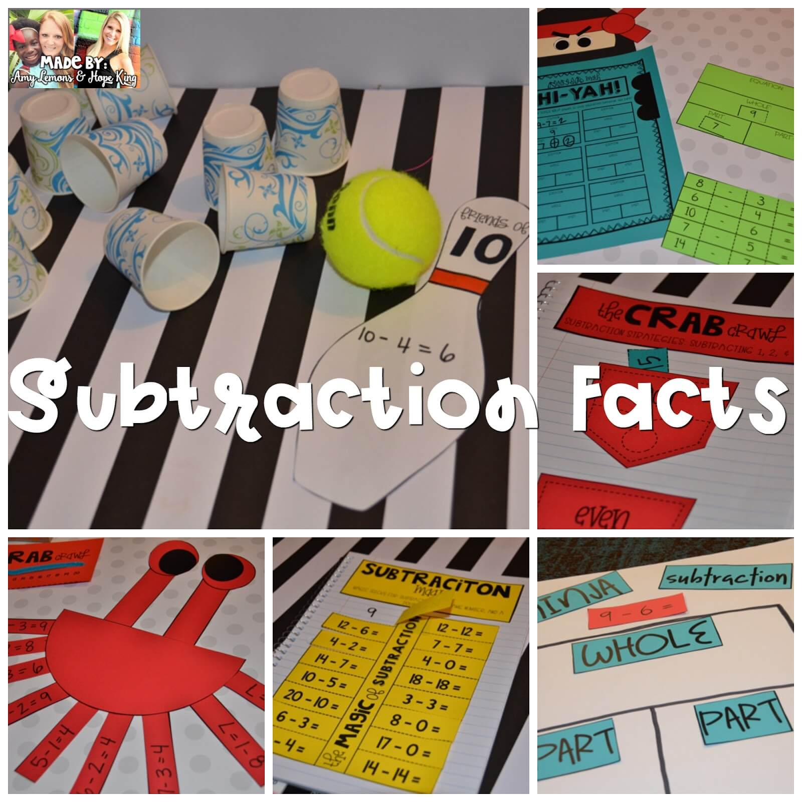 hight resolution of Fact Fluency and FREEBIES! - Amy Lemons