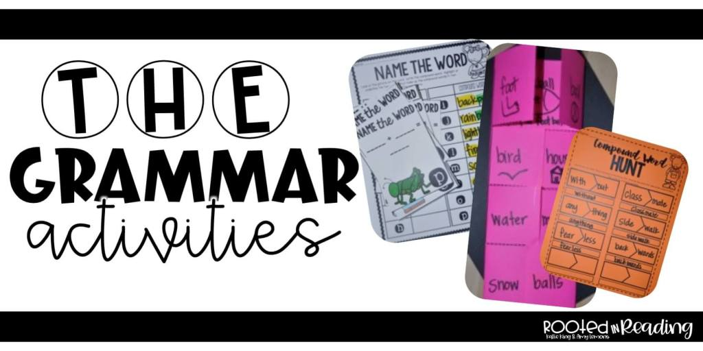 Grammar Activities and Lesson Plans