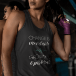 Pin - Change Women's Tank