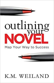 Outlining Your Novel book cover