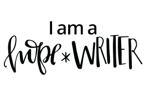 hopewriter badge
