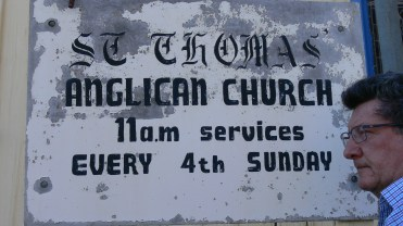 St. Thomas Anglican Church, Euchareena, NSW