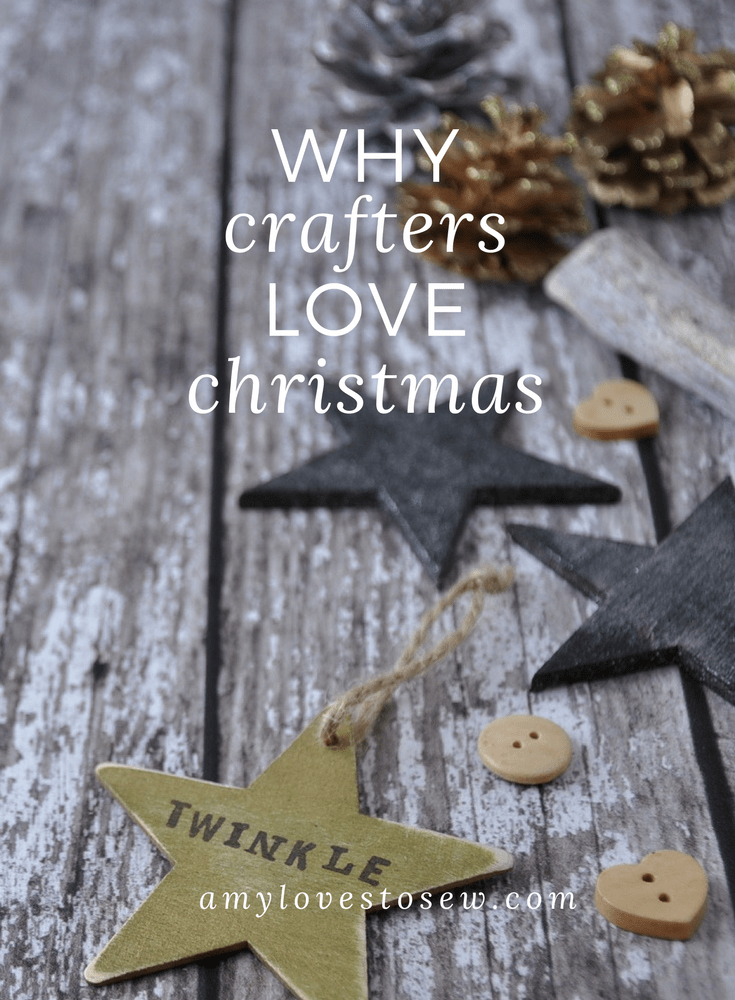 Why Crafters Love Christmas
