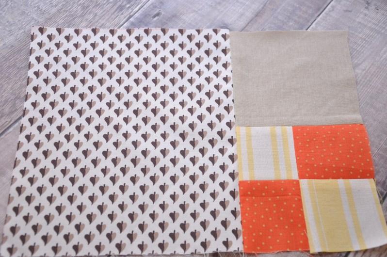 Fabric A