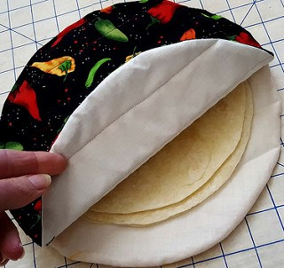 Tortilla warmers