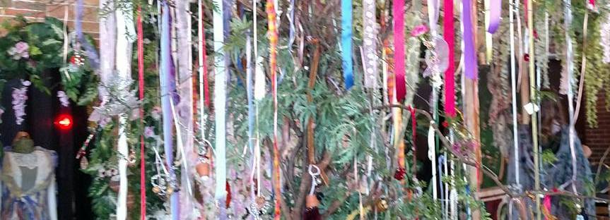 peoria il arts community, wishing tree, communal art