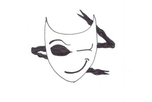 mask for chapter header