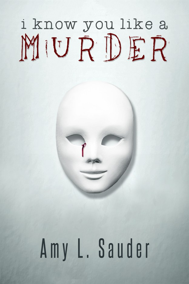 I Know You Like a Murder book cover - introspective psychological stories
