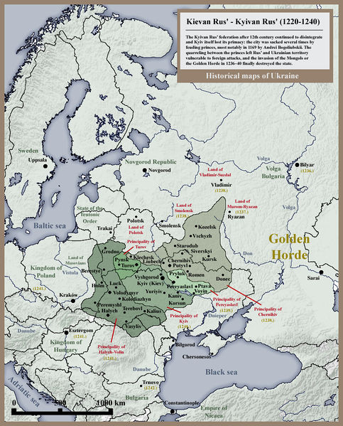 The Ukraine Crisis Explained in a Series of Maps Amy Mantravadi