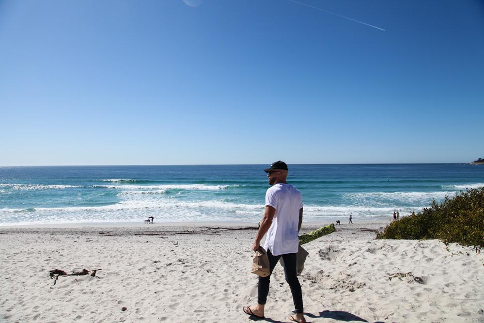 carmel by the sea with joe