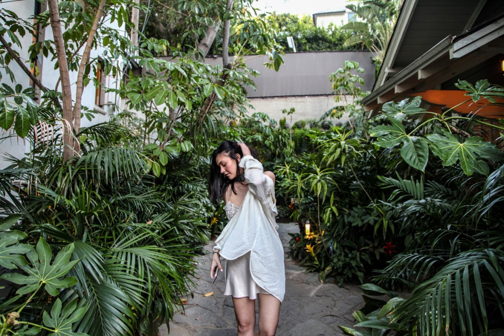 chateau marmont photoshoot a.m. club mica bungalow