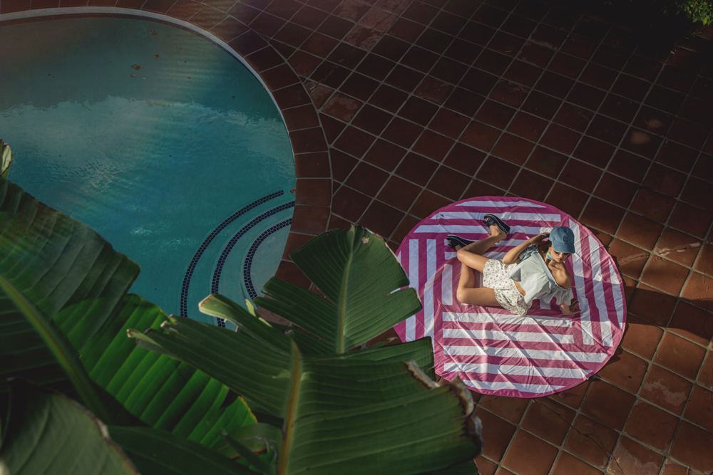 editorial campaign la pool