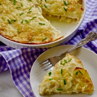 Southern Sides: Scalloped Potatoes