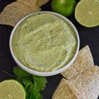 El Tiempo's Green Sauce