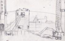 Building Demolition 1, 1993