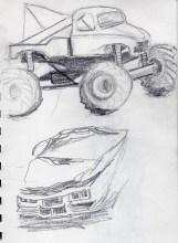 Monster Truck Show 1, 2008.