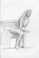 Life drawing 25, 2016
