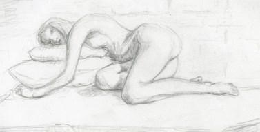 Life drawing 14, 2016