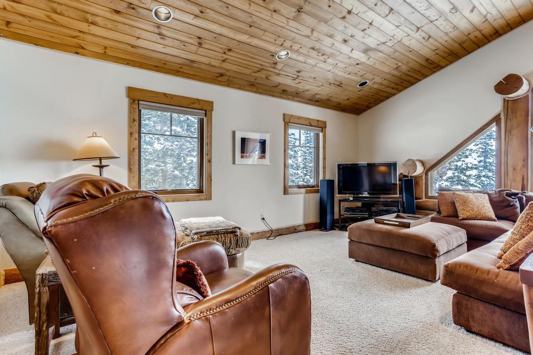 second floor loft breckenridge real estate
