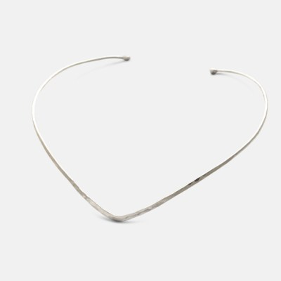 Amy Nordstrom - Sterling Silver Nave Neck Cuff