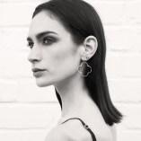 Medium Clover Earrings