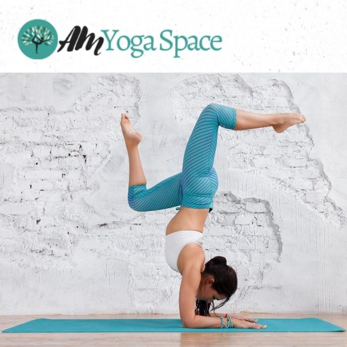 am yoga space chakras