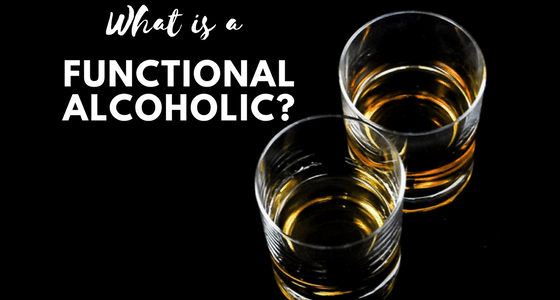 living with a functioning alcoholic