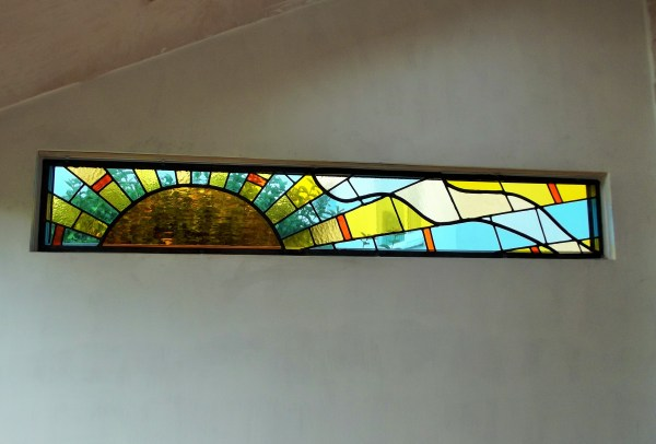 Stained Glass Panels Amyorangejuice'