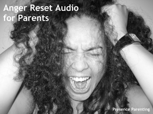 Anger Reset Audio for Parents