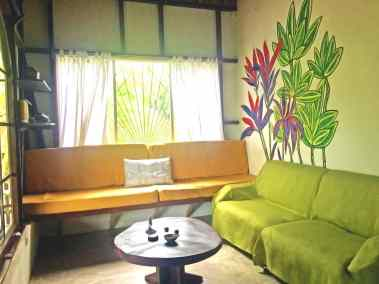 The Living Room at Casa de Prakasa