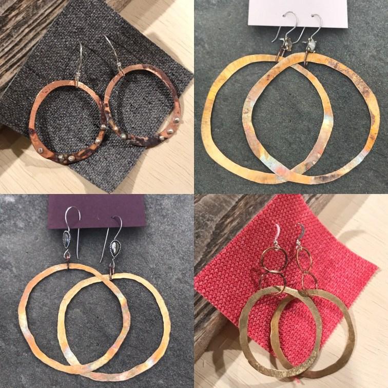 Selection of Hoop Earrings