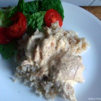 italian crockpot chicken recipe
