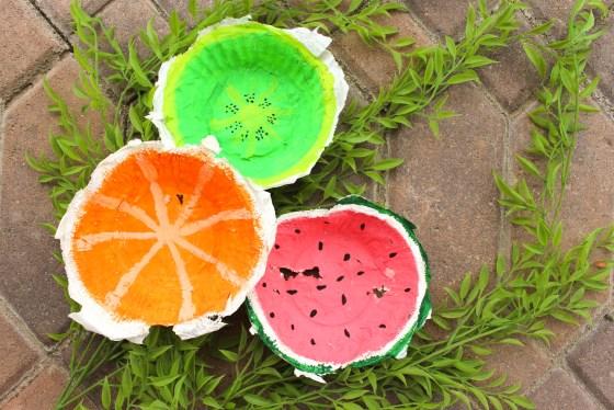 Fruit crafts