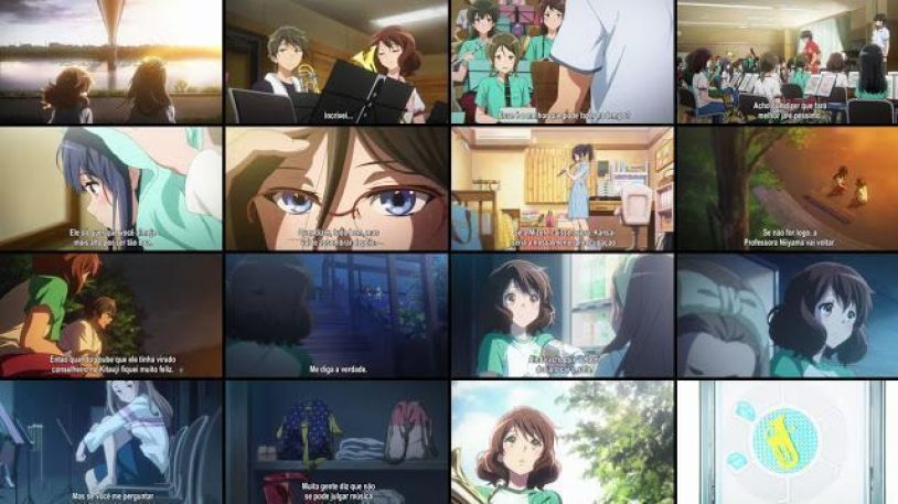 Anime - Hibike! Euphonium 2 - Episódio 03 - Legendado - Online