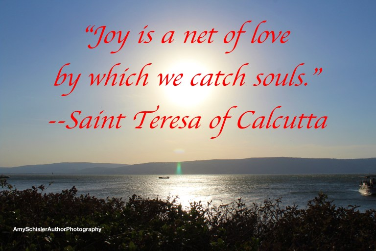Joy - St Teresa