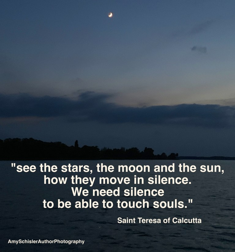 Saint Teresa on Silence