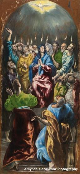 2020 El Greco Pentecost