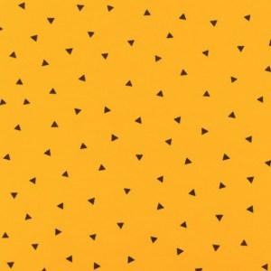 Katoen - Triangel fijn OKER