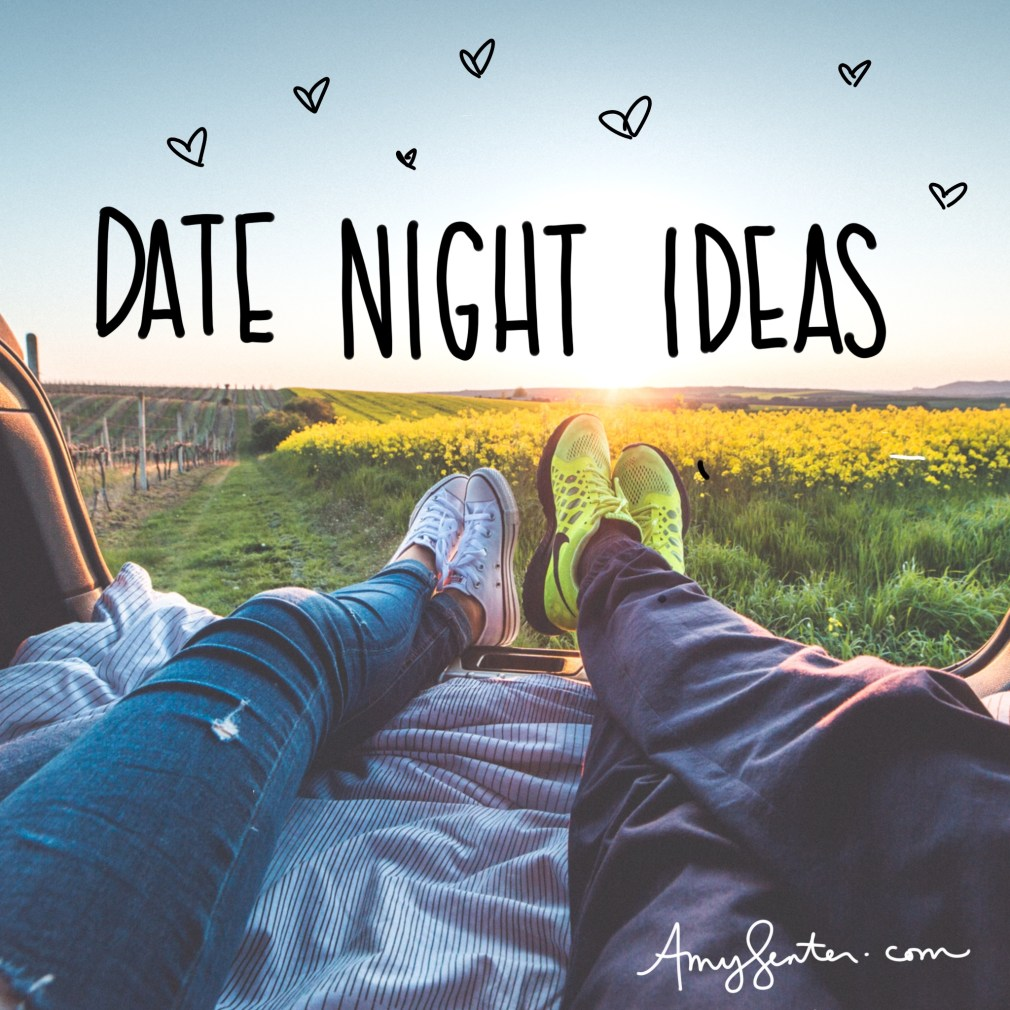 Simple Date Night Ideas for Married Couples