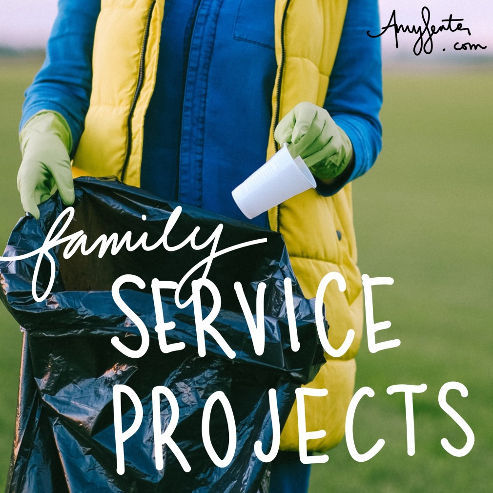 14 Service Projects for Kids and Families