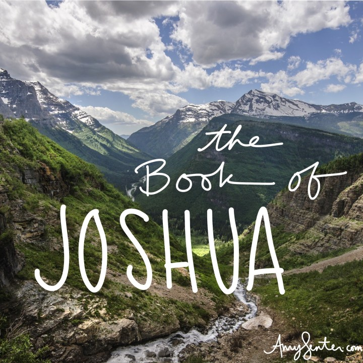 Study the Book of Joshua with this Printable